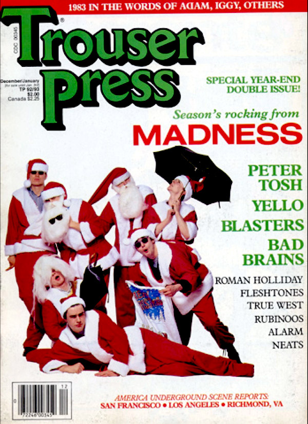 Trouser Press magazine
