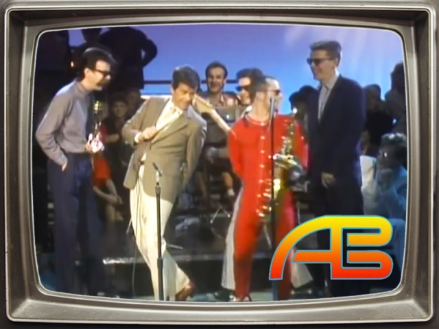 Madness on American Bandstand