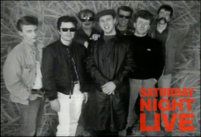 Madness on Saturday Night Live