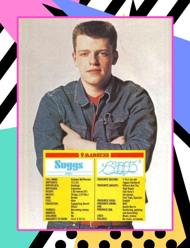 Boy Band Suggs
