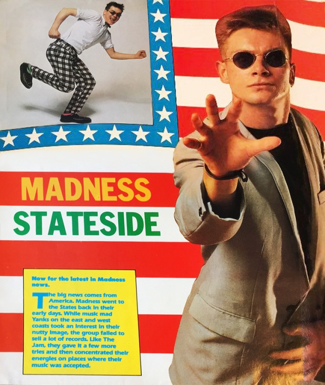 Madness Stateside 1983